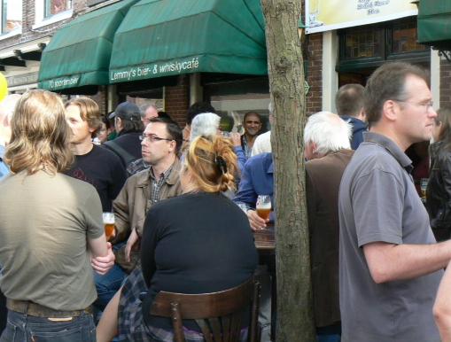 ruhrgold bij Lemmy's Leiden