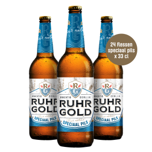 box 24 bottles of ruhrgold pils