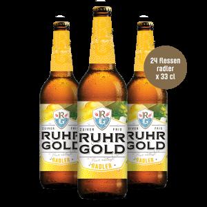 doos ruhrgold radler 24 flessen
