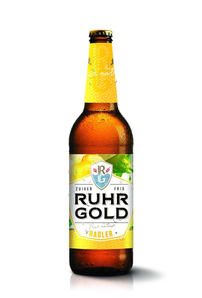 RuhrGold Radler fles 33 cl