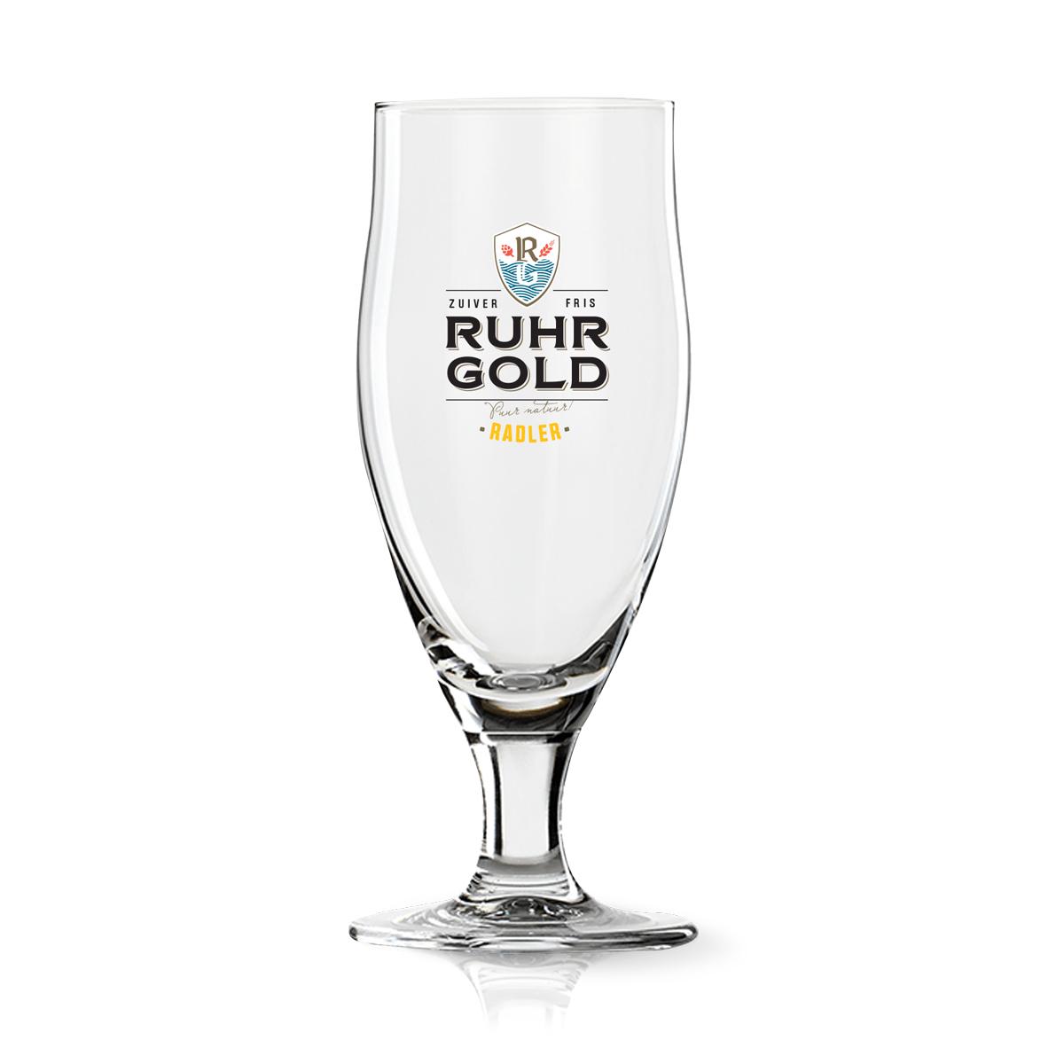 RuhrGold Radler glas 0,33 cl