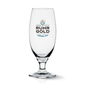 ruhrgold lager glass de luxe 0,25 cl