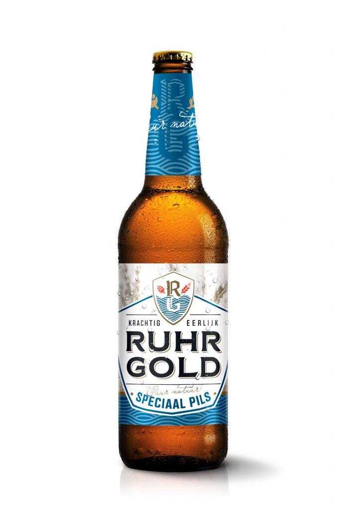 RuhrGold speciaal pils fles 33 cl