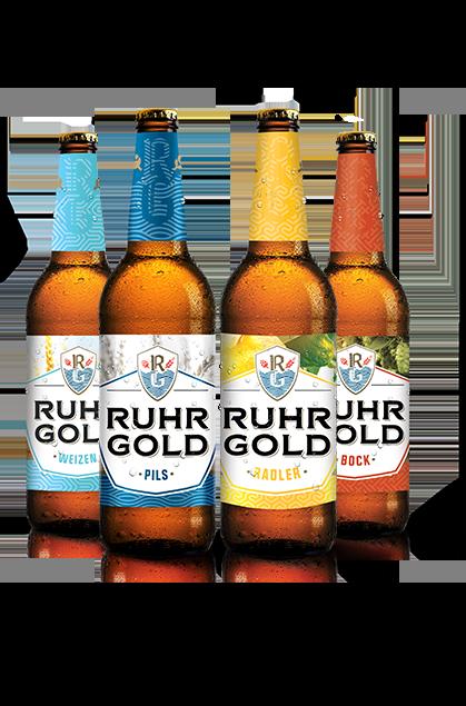 De smaken van RuhrGold
